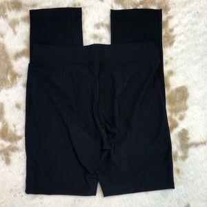 Eileen Fisher Pants & Jumpsuits - Eileen Fisher Pants Small Black Pull On Stretch